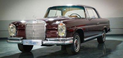 Mercedes Benz Classic Cars In Dubai UAE - Mercedes classic cars