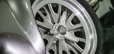 Wheel rims BackDraft Shelby