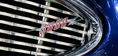 Austin-Healey 3000 MK II front grill
