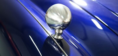 Austin-Healey 3000 MK II side mirror