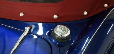 Austin-Healey 3000 MK II gas cap