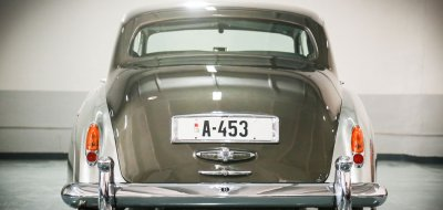 Bentley S1 1959