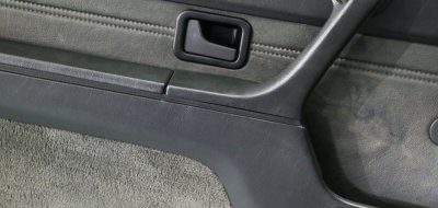 BMW M6 Alpina 1988 inner door