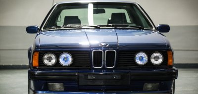 BMW M6 Alpina 1988 front view
