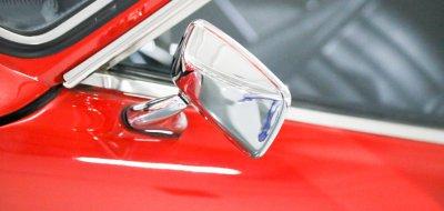 Datsun 240Z side mirror