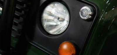 Land Rover Defender 1997 headlight