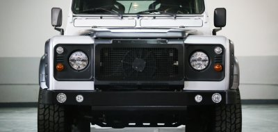 Land Rover Defender 2006 KAHN edition front view