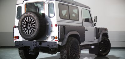 Land Rover Defender 2006 KAHN edition