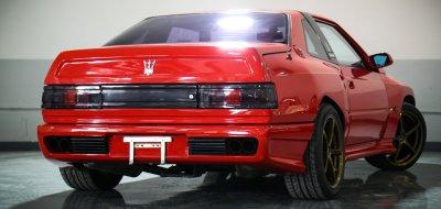 Maserati Shamal rear right view