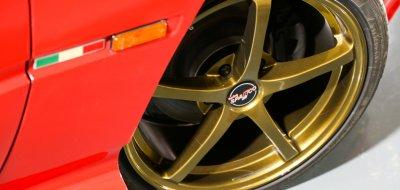 Maserati Shamal wheel