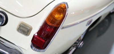 MG C 1969 taillight