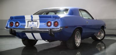 Plymouth Barracuda 1973