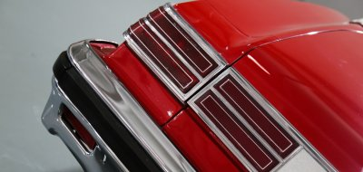 Pontiac Grand Le Mans 1976 taillight