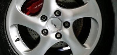 Porsche 993 1998 wheel