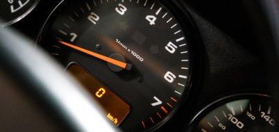 Porsche 993 1998 RPM