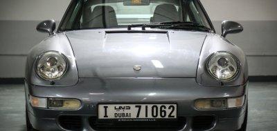 Porsche 993 1998