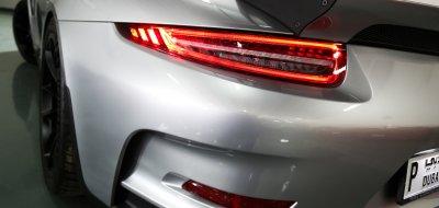 Porsche GT3 RS 2016 taillight