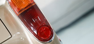 Rolls Royce Corniche 1973 taillight