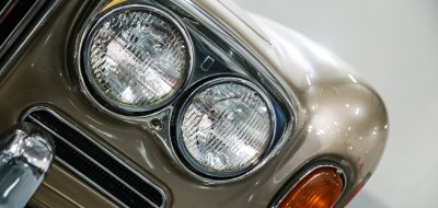 Rolls Royce Corniche 1973 headlight