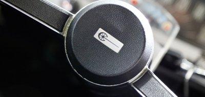 Toyota Corona steering wheel