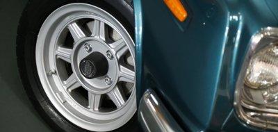 Toyota Corona wheel