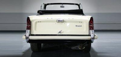 Triumph Herald 1965 rear view