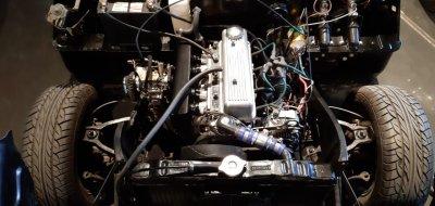 ترايمف هيرالد  ١٩٦٥ - محرك