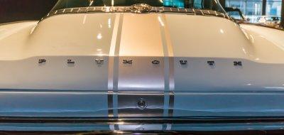 Plymouth Barracuda 1965
