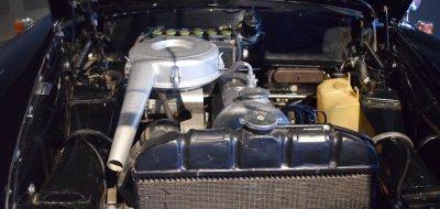 محرك سيارة مرسيدس بنز ١٩٠ موديل عام ١٩٦٠