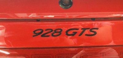Porsche 928 GTS 1993