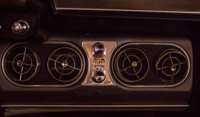 Studebaker Gran Turismo Hawk 1963 air vents