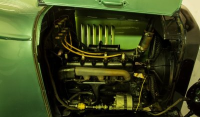 Ford Model T 1923 engine