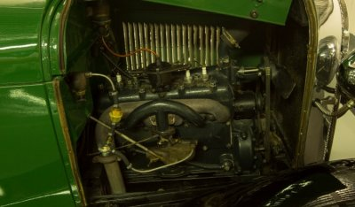 Ford Model A 1929 engine