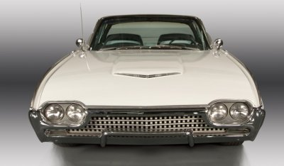 Ford Thunderbird 1962 front view