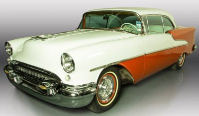 Oldsmobile 88 1956 front right view