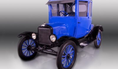 Ford Model T 1923 front right view