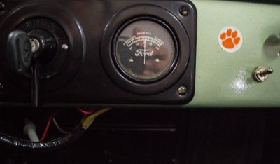 Ford Model T 1923 switch