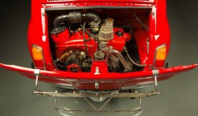 Fiat 500 1971