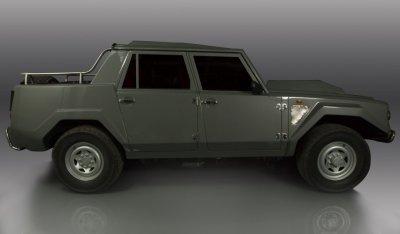 Lamborghini LM002 1988