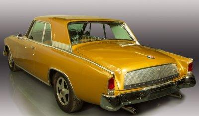 Studebaker Gran Turismo Hawk 1963