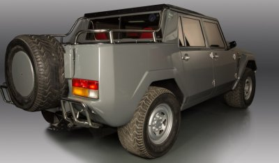 Lamborghini LM002 1988 rear right view