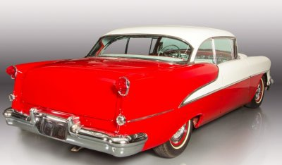 Oldsmobile 88 1956 rear right view