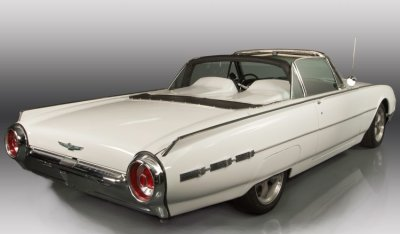 Ford Thunderbird 1962
