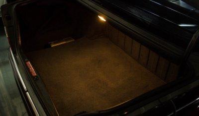 Mercedes Benz E500 1994 trunk