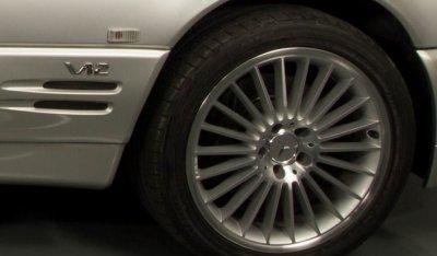 Mercedes Benz SL600 1998 Tyre