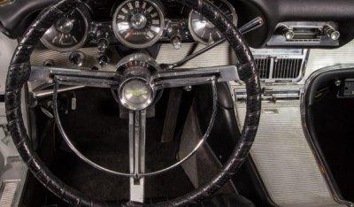 Ford Thunderbird 1962 steering wheel