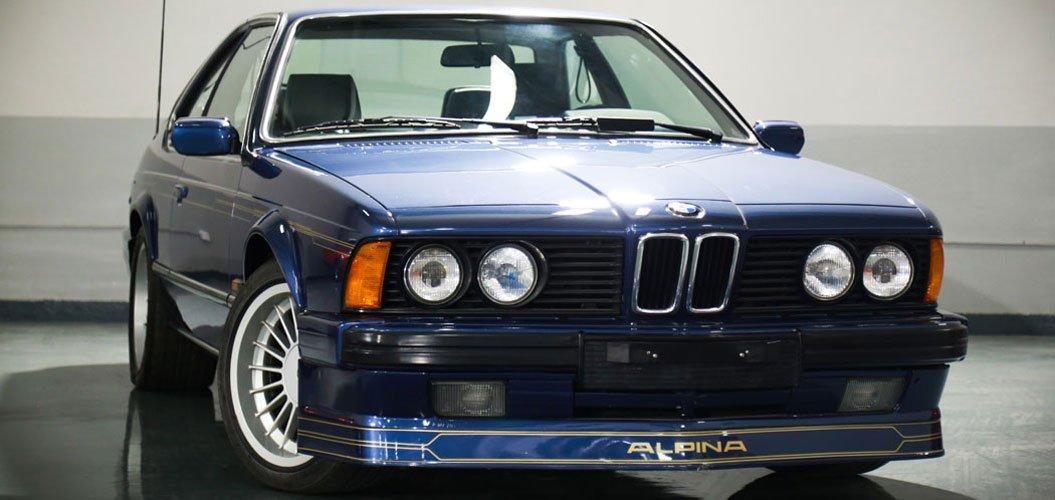 BMW M6 Alpina 1988