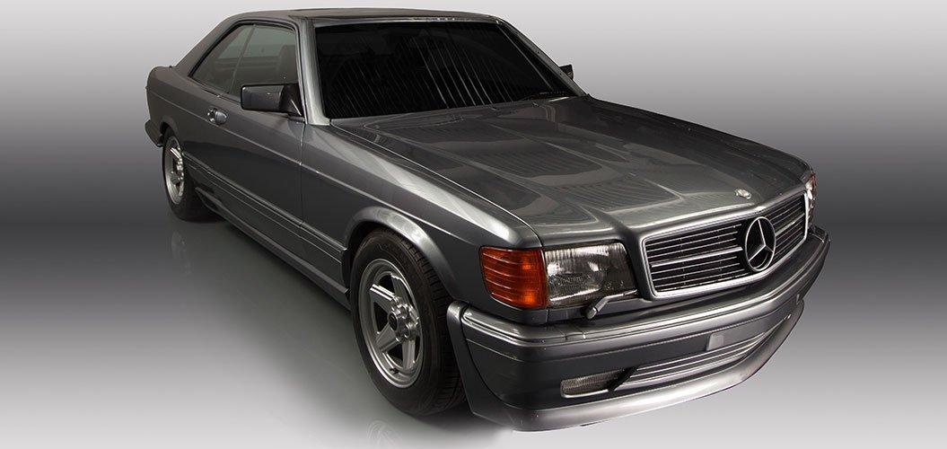 Mercedes Benz SEC560 AMG 1993