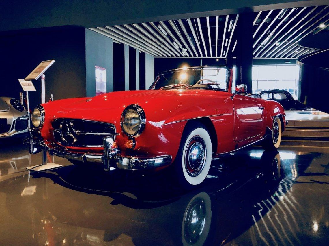 Mercedes Benz 190 1960