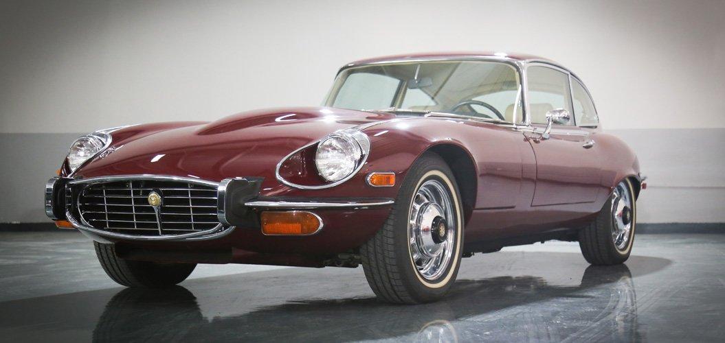 Jaguar E-Type 1972